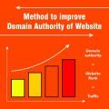 Method to improve Domain Authority of  Website