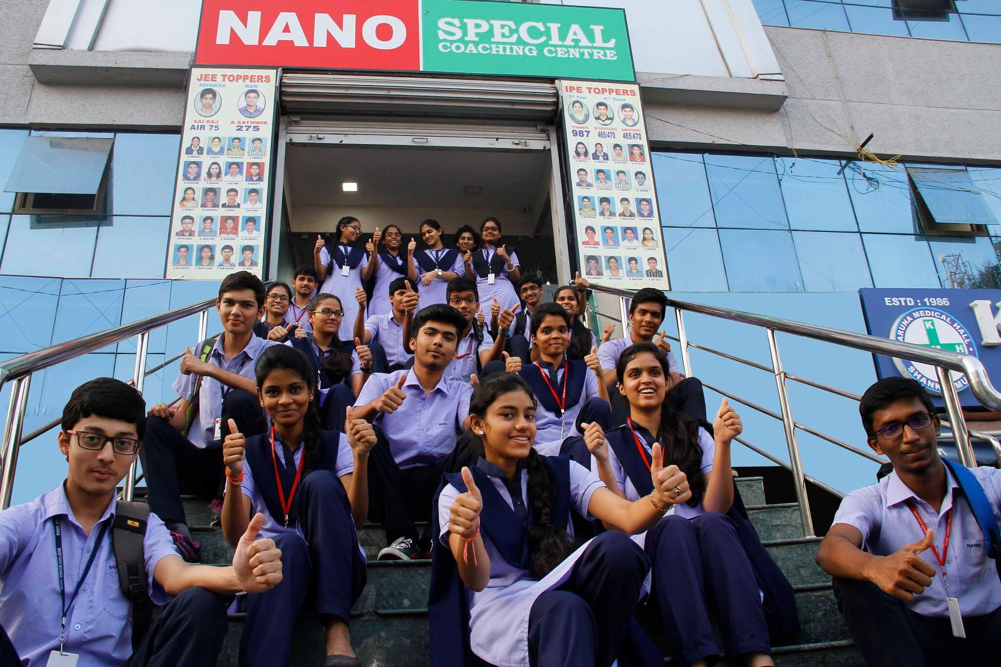 IIT Coaching in Hyderabad - Nano IIT Academy