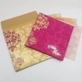 Designer Sikh Wedding Invitation, Indian Wedding Invitation, Custom Invitation