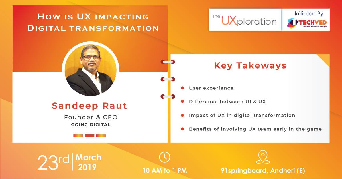 how is UX impacting digital transformation