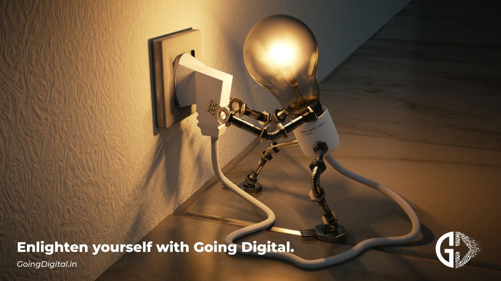 Going Digital will help you on your Digital Journey