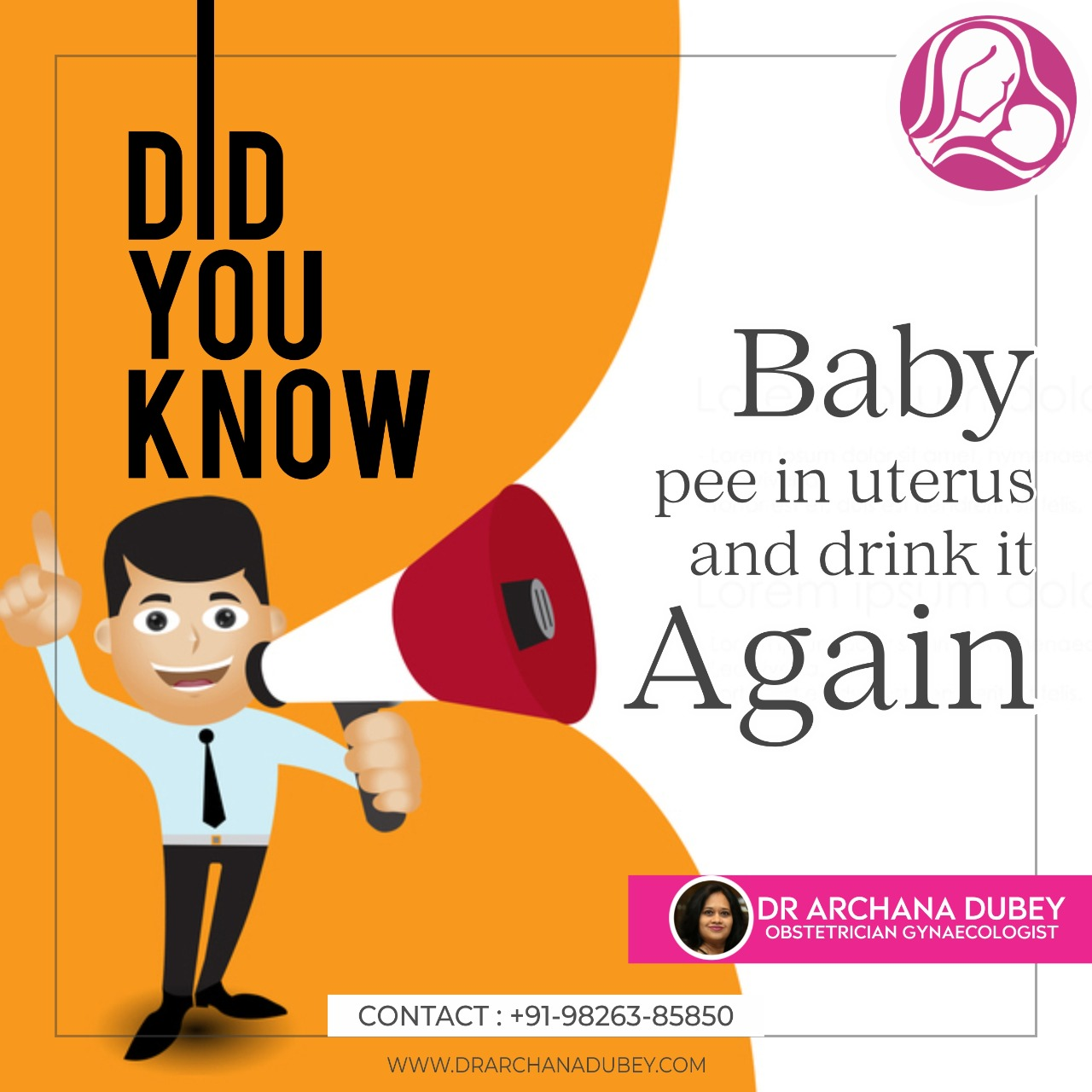 Dr Archana Dubey | High Risk Pregnancy Expert at Motherhood Hospital
