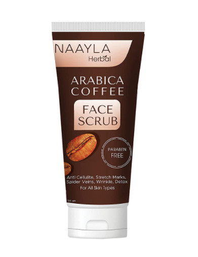 Get Healthy Skin with Our Coffee Face Scrub & Massage Cream