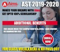 Aims, India's Best Coaching For JEE Main & Advanced | NEET( UG), NTSE, Olympiad Examination