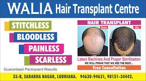 Hair Transplant Ludhiana