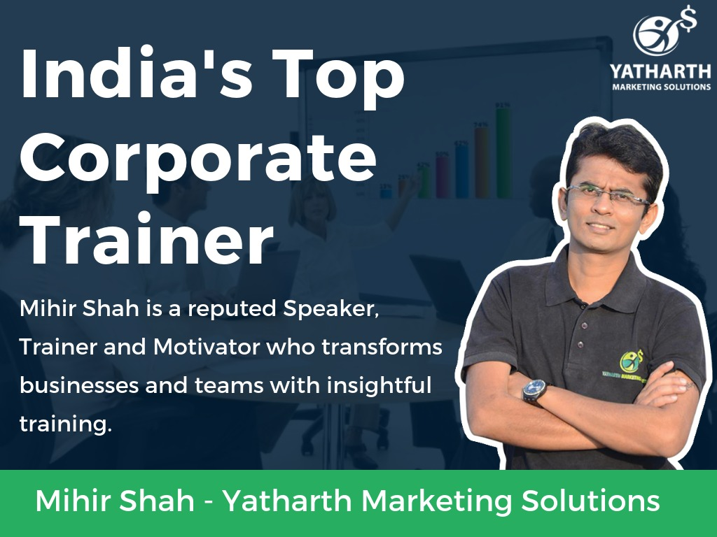 Sales Training Companies | Sales Training Programs - Yatharth Marketing Solutions, Pune, Mumbai, India