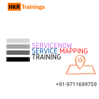 Free on-demand Servicenow Service Mapping Certification Course  in Hyderabad