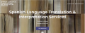 Spanish Language Translation & Interpretation Services