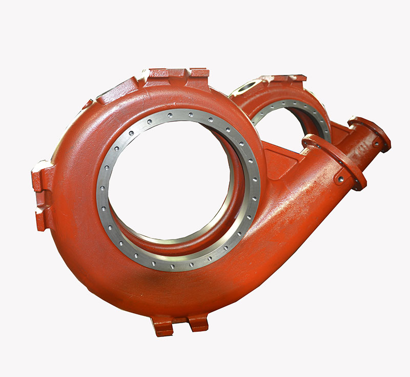 ZEN Ductile Iron Pump Volute