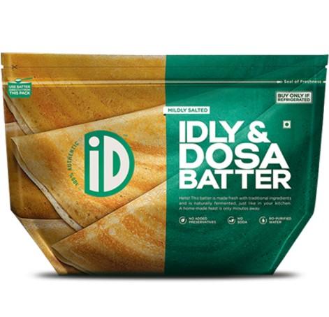 Idli and Dosa Batter